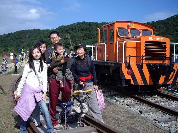 火車合照2