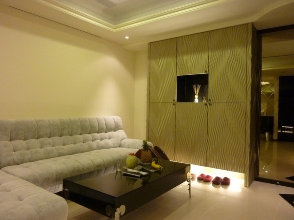 鞋櫃與客廳2.JPG