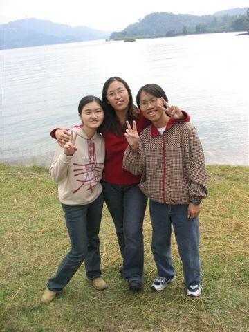 我和兩個女兒