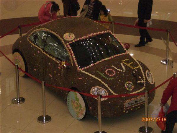 026.超炫巧克力車