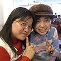 吳輝魚跟妹妹