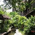日式庭園風