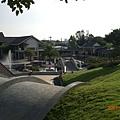 中國庭園式造景