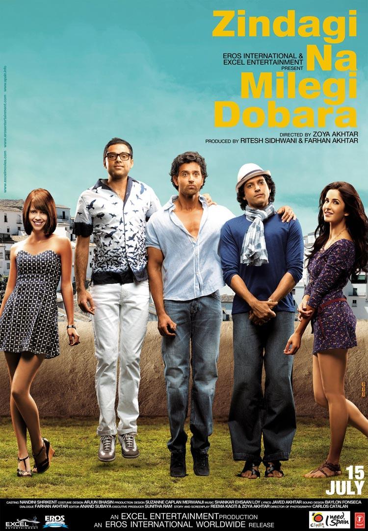 Zindagi Na Milegi Dobara movie poster.jpg
