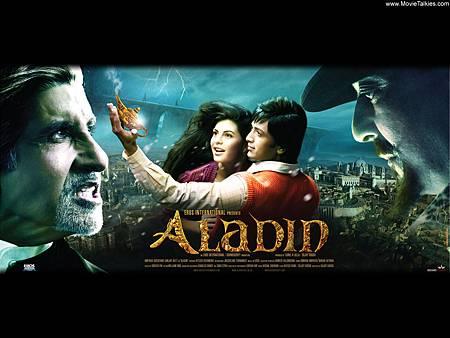 aladin poster 2009