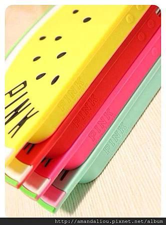 創意個性 ~ 夏日暢飲有籽西瓜手機殼 蘋果5矽膠套iphone5/5s保護套299