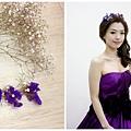 伴娘的小捧花~物盡其用手工客訂頭飾獨一無二~量身打造時下最流行韓系風格喔!!