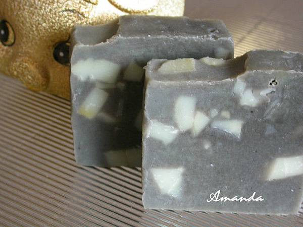 黑白芝士寵物皂