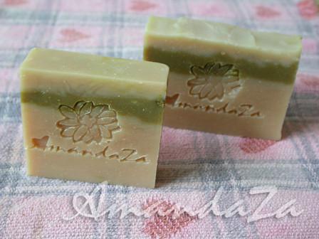 愛心甜杏母乳皂