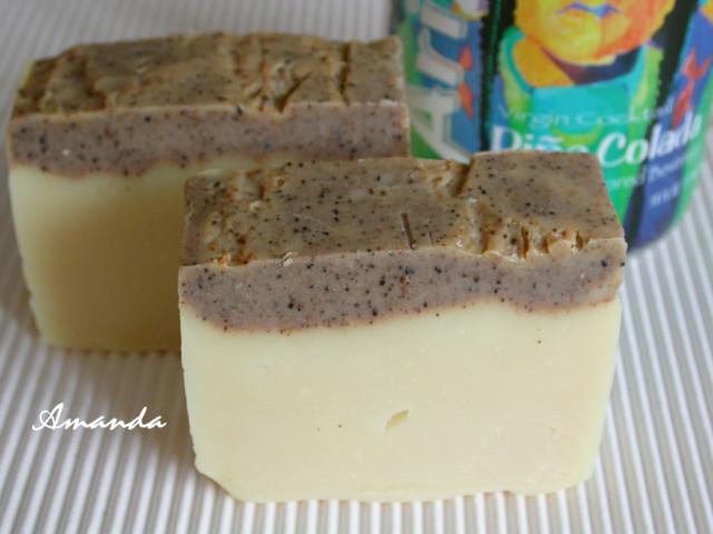 夏日檸檬皂