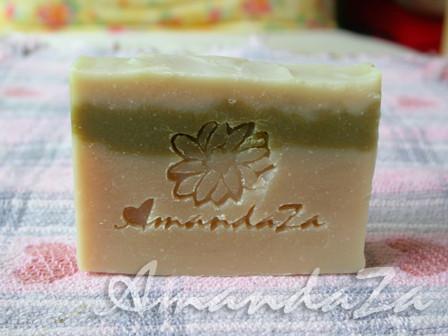 愛心滋養母乳皂2