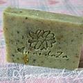 芳草香羅勒皂