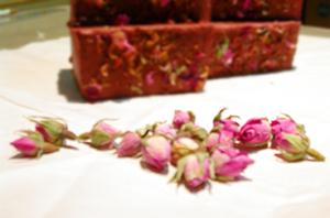 愛情玫瑰皂2