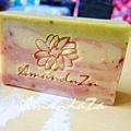春天玫瑰母乳皂2