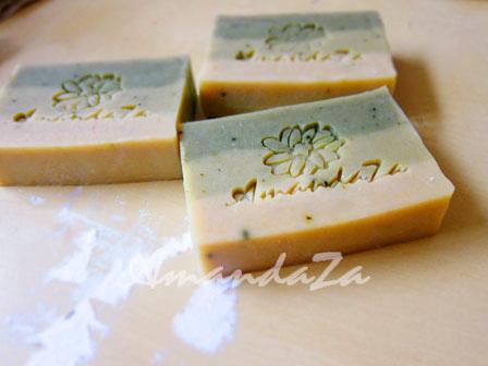 夏茵酪梨母乳皂