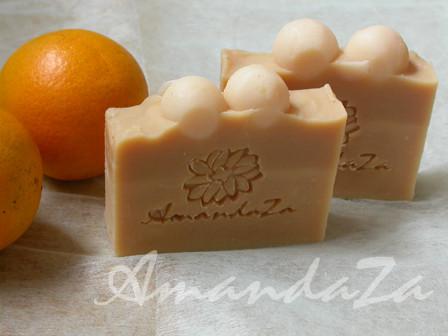 香薑甜橙皂