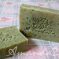 芳草香羅勒皂2