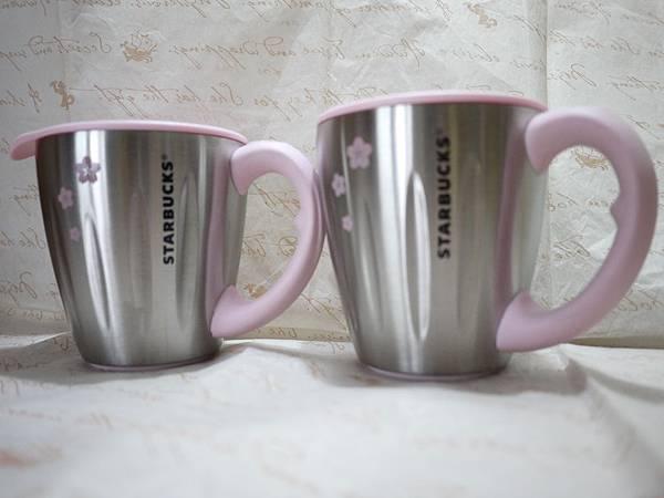 2012 櫻花不鏽鋼手把杯