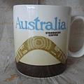 澳洲城市馬克杯 16oz
