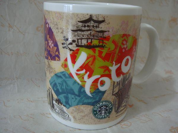 日本京都馬克杯(1)