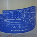 斯德哥爾摩(瑞典)城市馬克杯 16oz