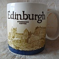 愛丁堡城市馬克杯 16oz