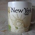 紐約城市馬克杯 16oz