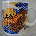 2010 名古屋馬克杯