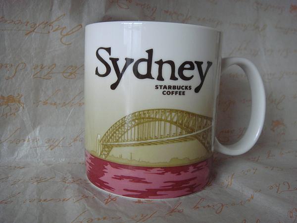 雪梨城市馬克杯 16oz