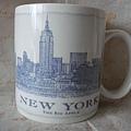 紐約建築馬克杯 18oz