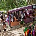 庫蘭達的市集頗受遊客歡迎。.jpg
