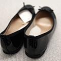 黑)UNIQLO娃娃鞋 黑色 $890 (36.5)