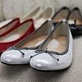 銀)SHOES UNIQLO娃娃鞋no.6 (36.5)  $890