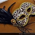 豹紋面具0283