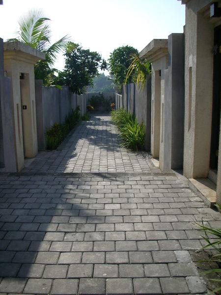 villa長廊