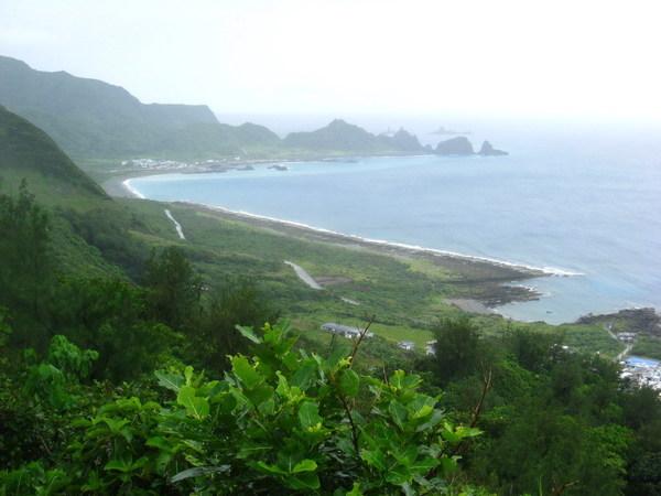 目的地是前面的東青村