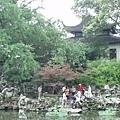 蘇州四大名園之一獅子林