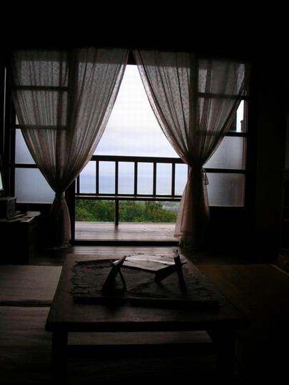 望出去可以看到太平洋