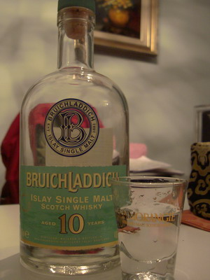 Bruichladdich 布魯萊迪