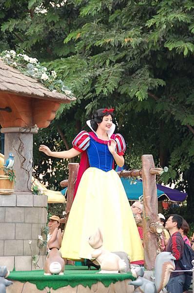 還是白雪公主漂亮