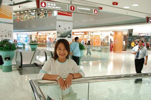東浦站的購物中心(很多名牌的特價)