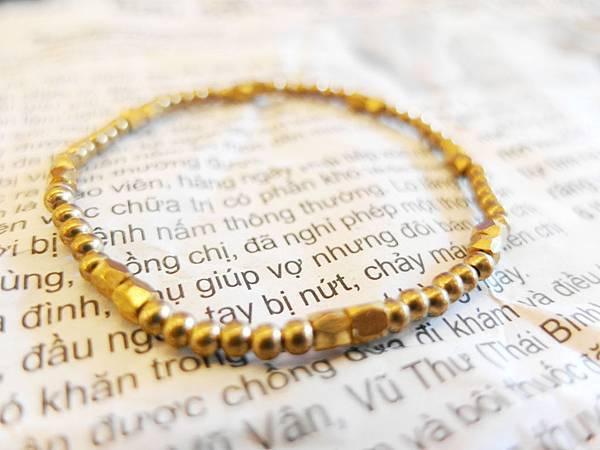 ❤~小變化 I ~❤ 簡約黃銅手環~