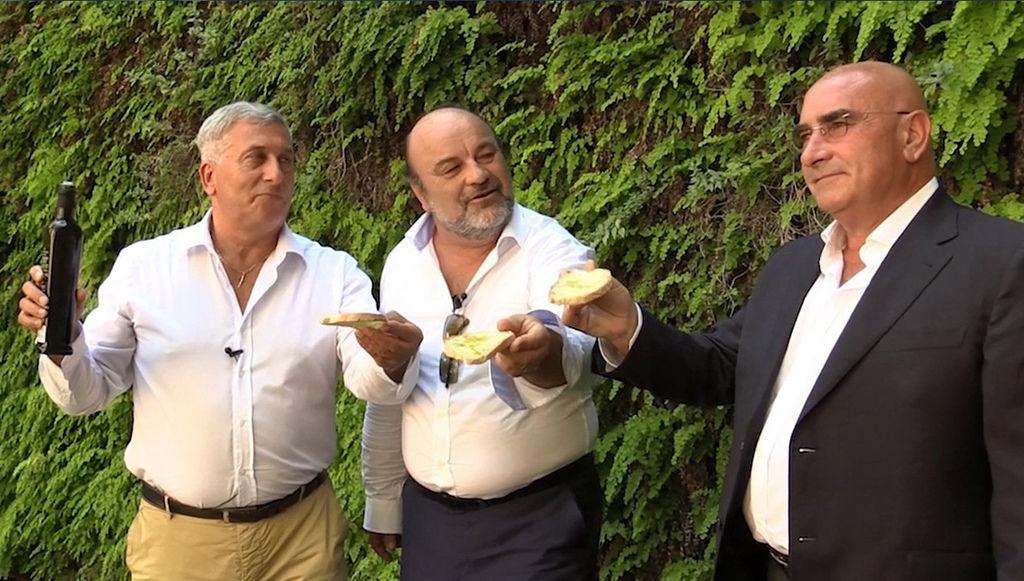 三大主席推廣特級初榨橄欖油