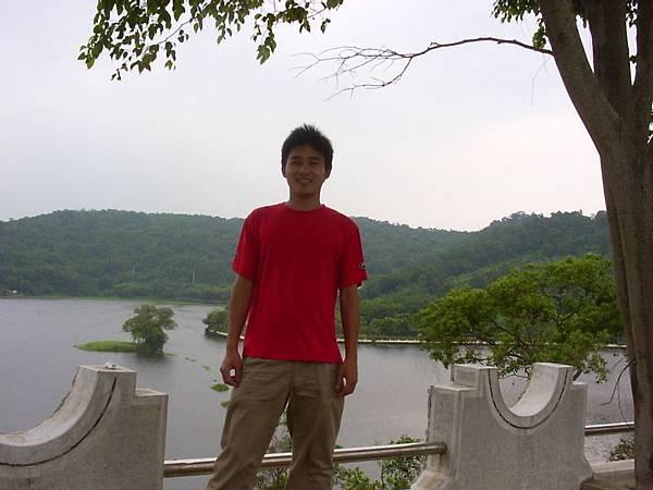 【新竹旅遊景點】湖光山戀