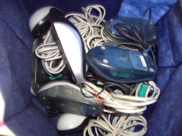 全部整理完的紅外線滑鼠