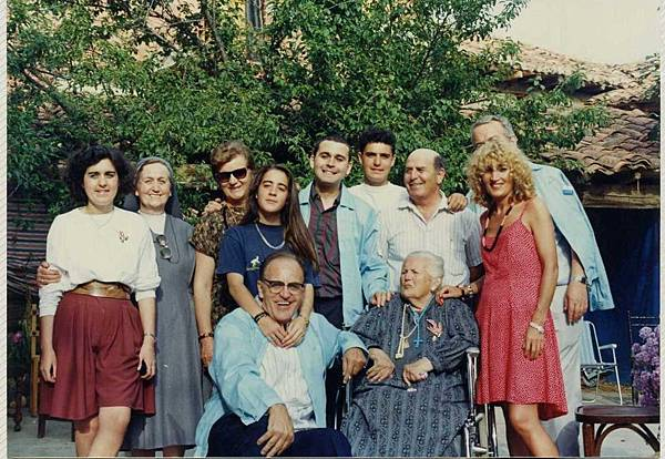 Fontecha y Familia , Julio 1991.jpg