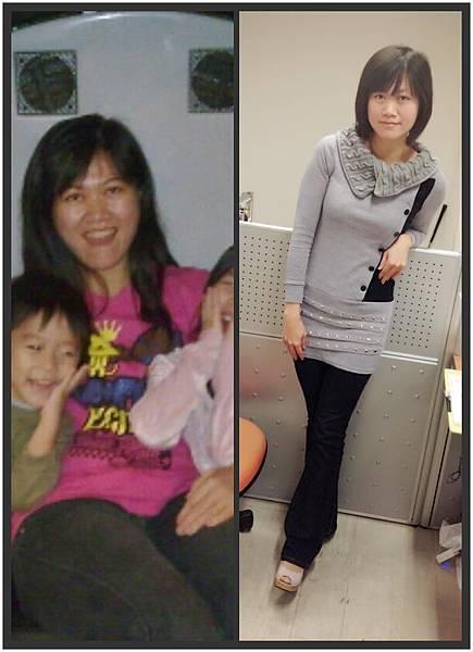 凱嵐最新見證照 總共瘦了9.55公斤