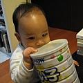 有人這樣喝奶的嗎?