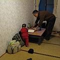 貧窮的榻榻米房間?