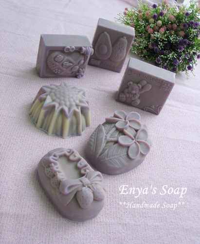 薰衣草baby 皂